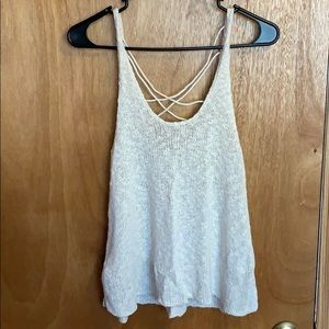 Beach tank top from American Eagle